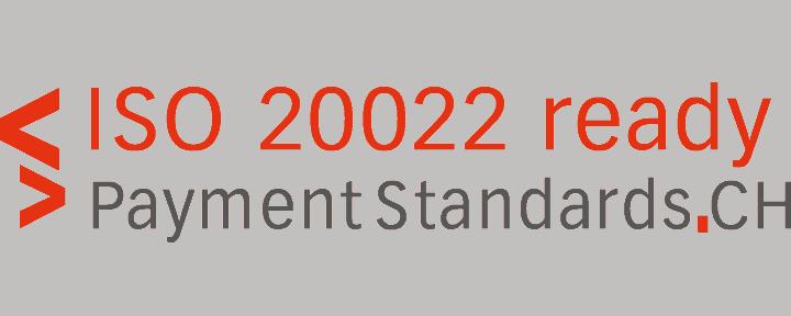ISO20'022 Ready !